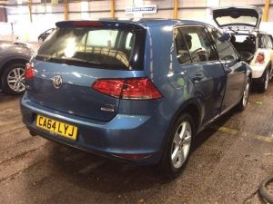 VOLKSWAGEN GOLF MATCH TDI BLUEMOTION TECHNOLOGY - 5106 - 3