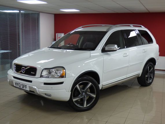 Used VOLVO XC90 in Aberdare for sale