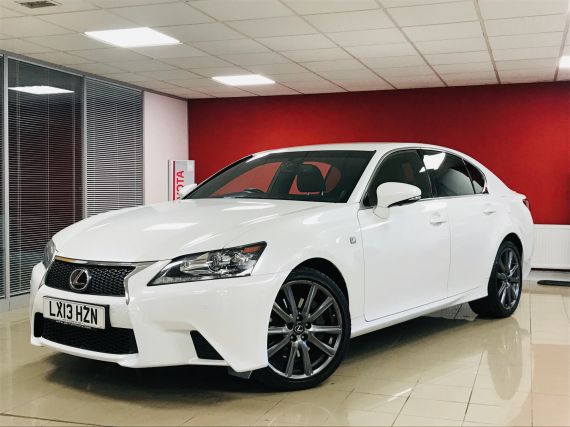 Used LEXUS GS in Aberdare for sale