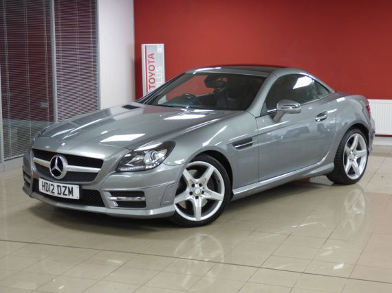 Used MERCEDES SLK in Aberdare for sale