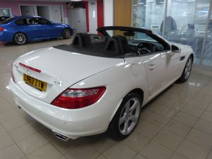MERCEDES SLK SLK250 CDI BLUEEFFICIENCY - 5086 - 25
