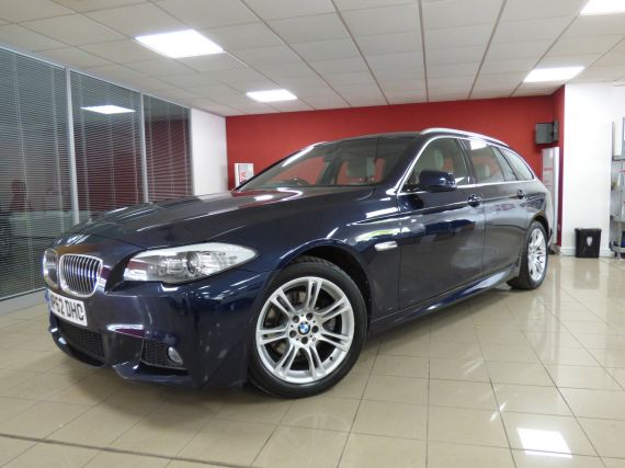 Used BMW 5 SERIES in Aberdare for sale