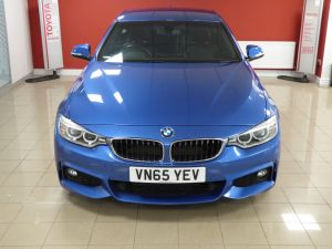 BMW 4 SERIES 418D M SPORT GRAN COUPE - 5252 - 26