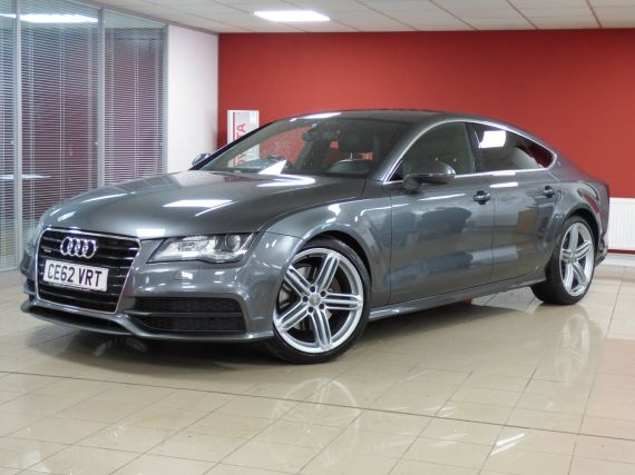 Used AUDI A7 in Aberdare for sale