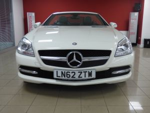 MERCEDES SLK SLK250 CDI BLUEEFFICIENCY - 5086 - 19