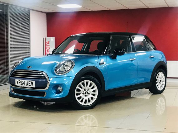 Used MINI HATCH in Aberdare for sale