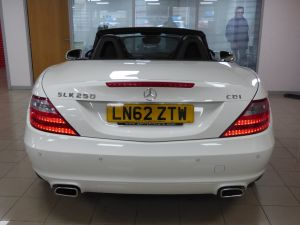 MERCEDES SLK SLK250 CDI BLUEEFFICIENCY - 5086 - 22