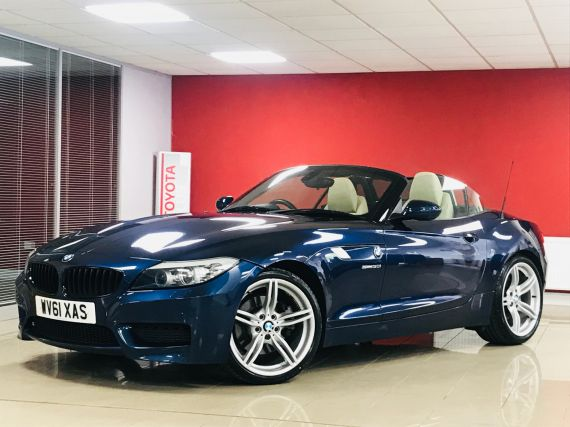 Used BMW Z SERIES in Aberdare for sale