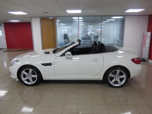 MERCEDES SLK SLK250 CDI BLUEEFFICIENCY - 5086 - 21