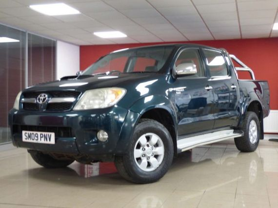 Used TOYOTA HI-LUX in Aberdare for sale