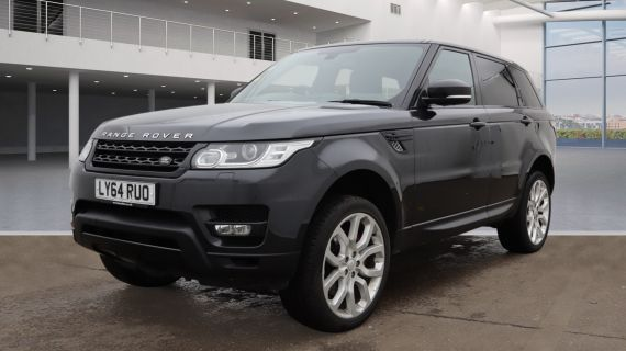 Used LAND ROVER RANGE ROVER SPORT in Aberdare for sale