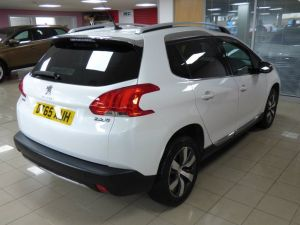 PEUGEOT 2008 BLUE HDI S/S ALLURE - 5058 - 28