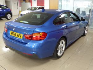 BMW 4 SERIES 418D M SPORT GRAN COUPE - 5252 - 38