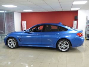 BMW 4 SERIES 418D M SPORT GRAN COUPE - 5252 - 39