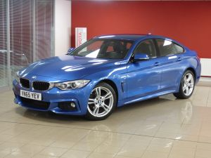 BMW 4 SERIES 418D M SPORT GRAN COUPE - 5252 - 3