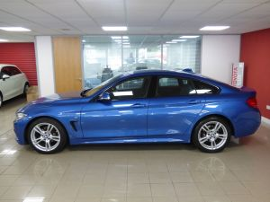 BMW 4 SERIES 418D M SPORT GRAN COUPE - 5252 - 28