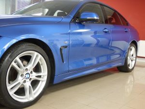 BMW 4 SERIES 418D M SPORT GRAN COUPE - 5252 - 30