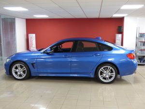 BMW 4 SERIES 418D M SPORT GRAN COUPE - 5252 - 40
