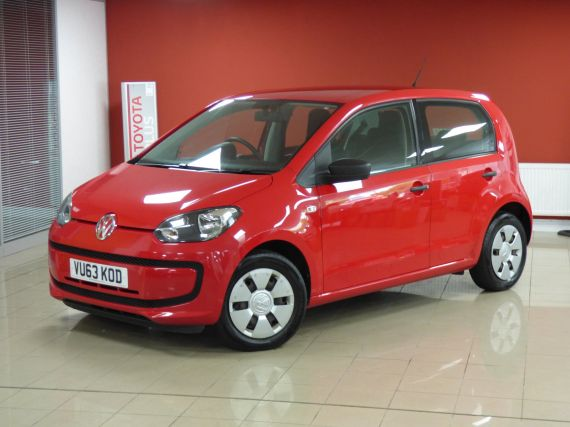 Used VOLKSWAGEN UP in Aberdare for sale