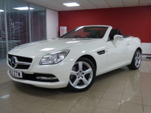 MERCEDES SLK SLK250 CDI BLUEEFFICIENCY - 5086 - 1