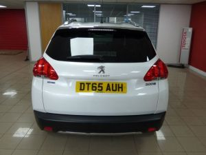 PEUGEOT 2008 BLUE HDI S/S ALLURE - 5058 - 21