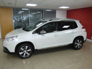 PEUGEOT 2008 BLUE HDI S/S ALLURE - 5058 - 27