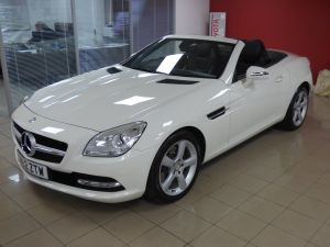 MERCEDES SLK SLK250 CDI BLUEEFFICIENCY - 5086 - 20
