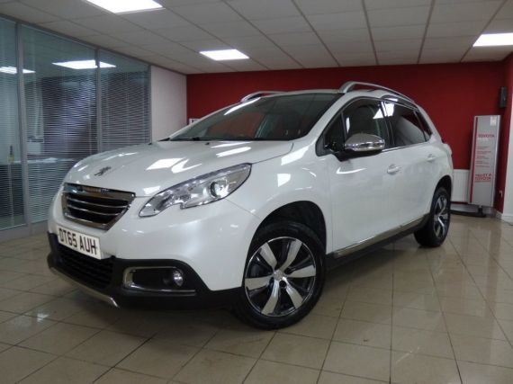 Used PEUGEOT 2008 in Aberdare for sale