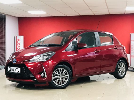 Used TOYOTA YARIS in Aberdare for sale