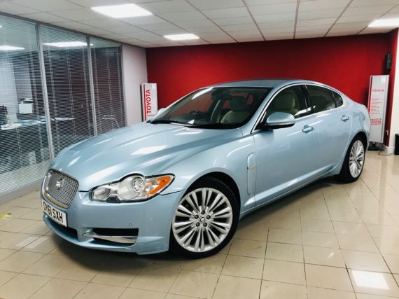 Used JAGUAR XF in Aberdare for sale