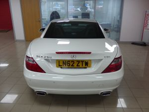 MERCEDES SLK SLK250 CDI BLUEEFFICIENCY - 5086 - 27