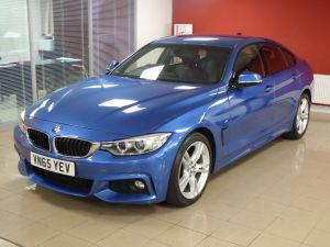 BMW 4 SERIES 418D M SPORT GRAN COUPE - 5252 - 27