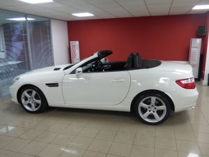 MERCEDES SLK SLK250 CDI BLUEEFFICIENCY - 5086 - 23