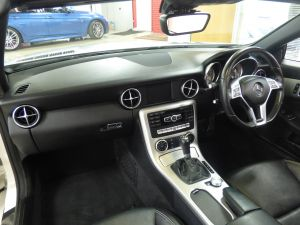 MERCEDES SLK SLK250 CDI BLUEEFFICIENCY - 5086 - 4