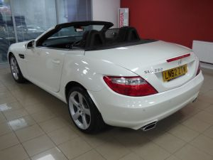MERCEDES SLK SLK250 CDI BLUEEFFICIENCY - 5086 - 24