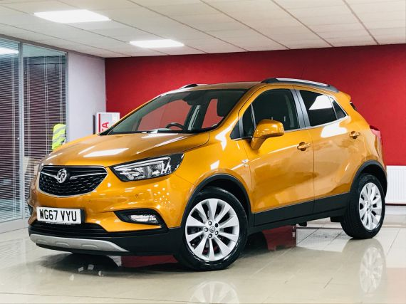 Used VAUXHALL MOKKA X in Aberdare for sale