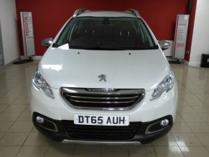 PEUGEOT 2008 BLUE HDI S/S ALLURE - 5058 - 3