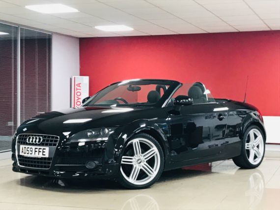 Used AUDI TT in Aberdare for sale