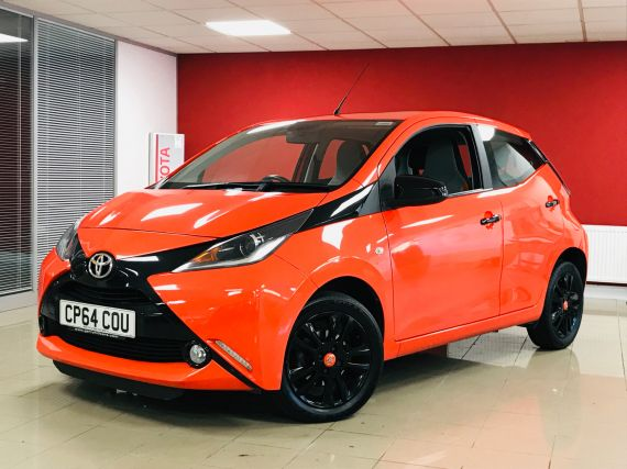 Used TOYOTA AYGO in Aberdare for sale
