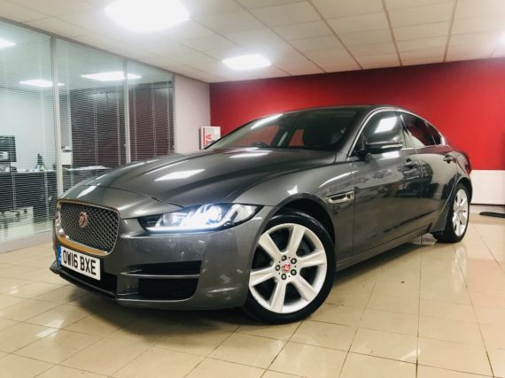Used JAGUAR XE in Aberdare for sale