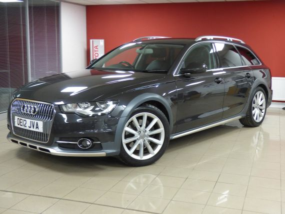 Used AUDI A6 in Aberdare for sale