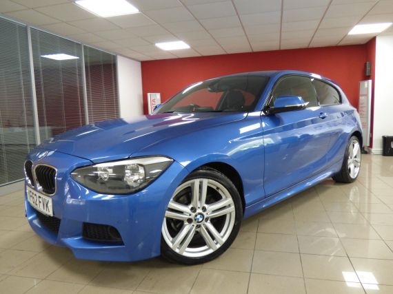 Used BMW 1 SERIES in Aberdare for sale