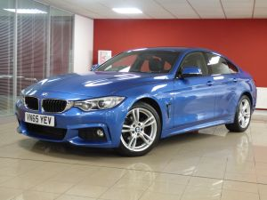 BMW 4 SERIES 418D M SPORT GRAN COUPE - 5252 - 4