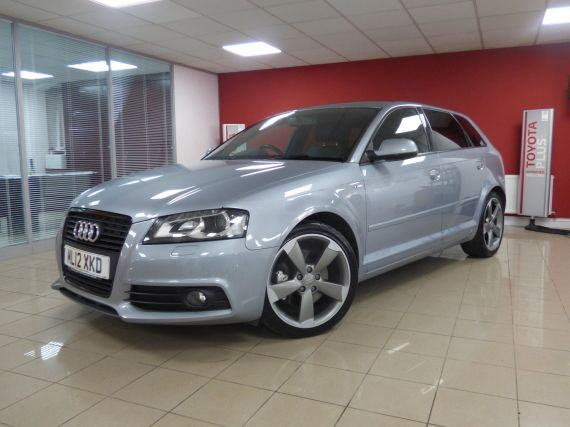 Used AUDI A3 in Aberdare for sale