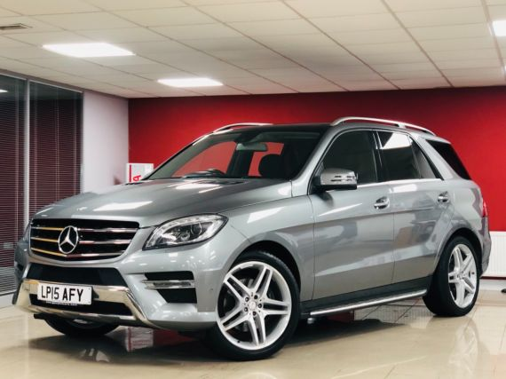 Used MERCEDES M-CLASS in Aberdare for sale