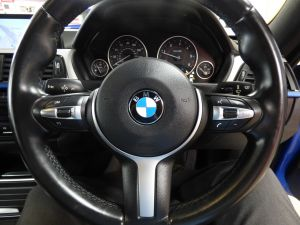 BMW 4 SERIES 418D M SPORT GRAN COUPE - 5252 - 21
