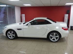 MERCEDES SLK SLK250 CDI BLUEEFFICIENCY - 5086 - 26