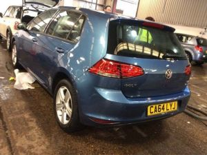 VOLKSWAGEN GOLF MATCH TDI BLUEMOTION TECHNOLOGY - 5106 - 2