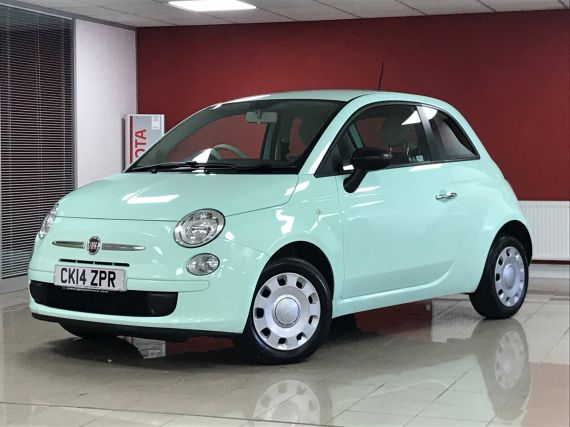 Used FIAT 500 in Aberdare for sale