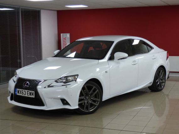 Used LEXUS IS in Aberdare for sale